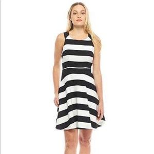 Rachel Rachel Roy striped dress size 4